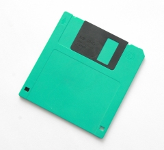 This is a floppy disk, it is obsolete, like youth evangelism could be...